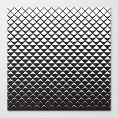 Fade to Grey Canvas Print