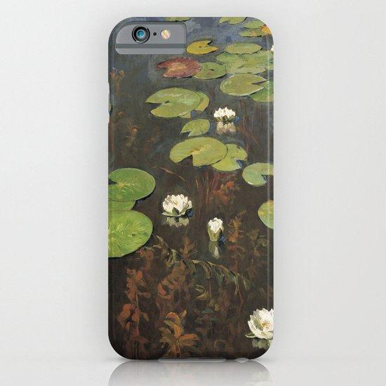 Waterlilies iPhone & iPod Case