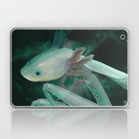 Axolante Laptop & iPad Skin