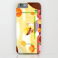 iPhone & iPod Case featuring Golden Afternoon by Chopsticksroad.