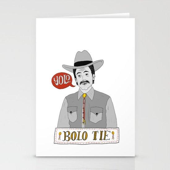 Yolo Bolo Stationery Card
