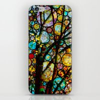 Fairy Tale Tree iPhone & iPod Skin