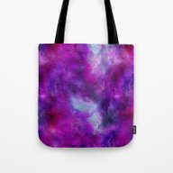 Tote Bag featuring Aquarell by LebensART