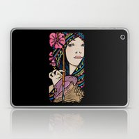 Tribal Artist Laptop & iPad Skin