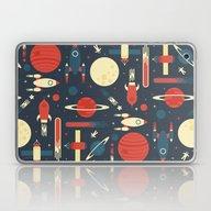 Space Odyssey Laptop & iPad Skin