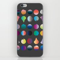 Cirque II iPhone & iPod Skin