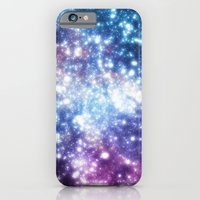 iPhone & iPod Case featuring Map of the Stars by ThoughtCloud
