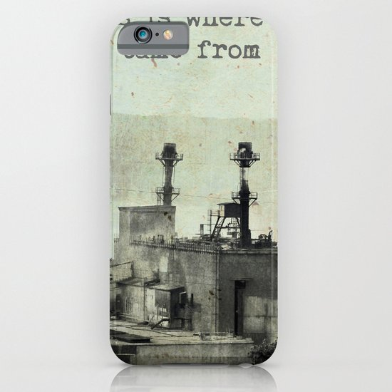 A Reminder iPhone & iPod Case