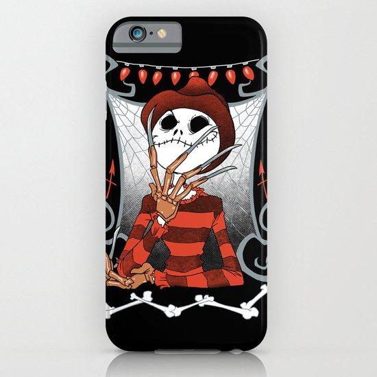 Nightmare King iPhone & iPod Case