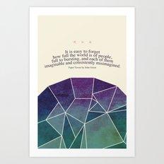 Imaginable Art Print