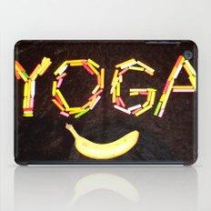 YOGA-B-SMILE iPad Case