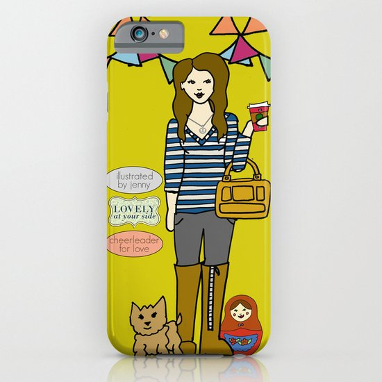 My Phone iPhone & iPod Case