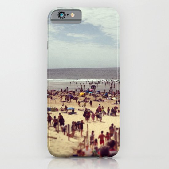 Last Days of Summer iPhone & iPod Case