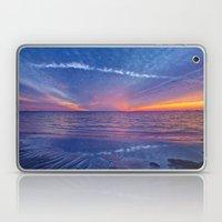 Fallstreak Sunset Laptop & iPad Skin