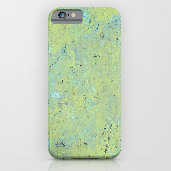 Slime Mold iPhone & iPod Case