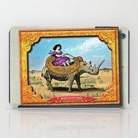 Rhino Rider iPad Case