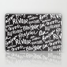 Bonjour Au Revoir Laptop & iPad Skin