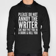 Please Do Not Annoy The … Hoody