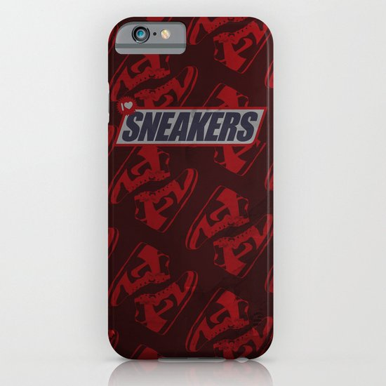I Heart Sneakers - Dunk Edition iPhone & iPod Case