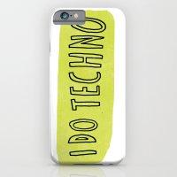 i do techno iPhone 6 Slim Case
