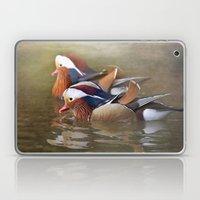Mandarin Ducks Laptop & iPad Skin