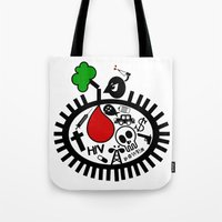 .....NoThIng LeFT FoR OuR ChILdrEn..... Tote Bag
