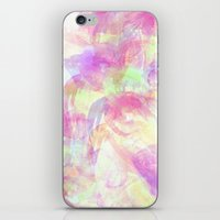 Happy Neons iPhone & iPod Skin