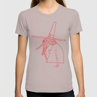 Happy Pilgrim Womens Fitted Tee Cinder SMALL