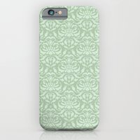 Cloud Factory Damask - R… iPhone 6 Slim Case
