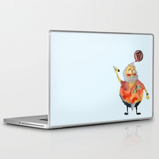 Pi Power! Laptop & iPad Skin