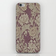 Chrysanthemum By William Morris iPhone & iPod Skin