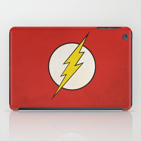 Flash Minimalist  iPad Case