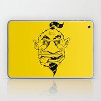 Shafted! Genie Laptop & iPad Skin