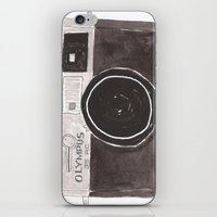 My Camera, Your Camera iPhone & iPod Skin