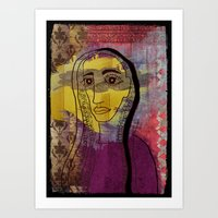161. Art Print