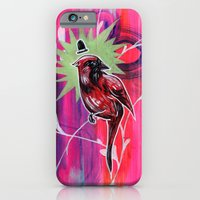 Dapper Cardinal is Dapper iPhone 6 Slim Case
