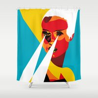291113 Shower Curtain