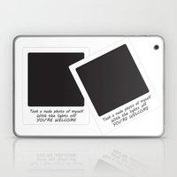 Nude Photo Laptop & iPad Skin