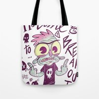 It's time to breakout Tote Bag