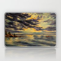 I'll Be At The Lake  Laptop & iPad Skin