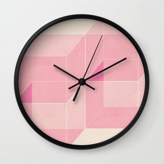 Perspective no. 1 Wall Clock