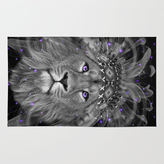 Don't Define Your World (Chief of Dreams: Lion) Tribe Series Area & Throw Rug