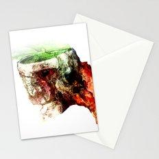 Open Skull Stationery Cards