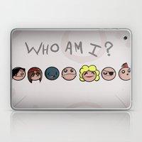 Who Am I? Laptop & iPad Skin