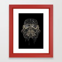 storm troop Framed Art Print