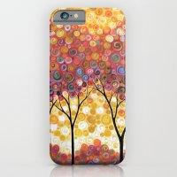Crimson Trees iPhone 6 Slim Case