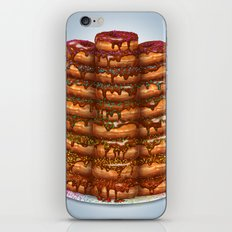 Donuts III 'sparkles&chocolate' iPhone & iPod Skin