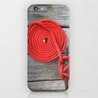 Red Rope iPhone 6 Slim Case