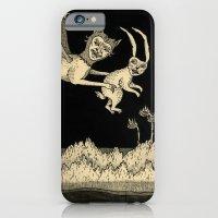 iPhone & iPod Case featuring An Abrupt Farewell by Jon MacNair