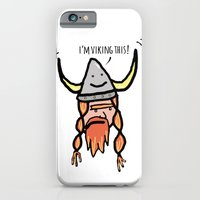 iPhone & iPod Case featuring Viking by Andrea Orlic